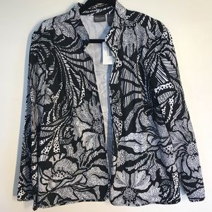 NWT Chico's additions open jacket